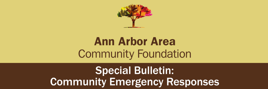 Special Bulletin: Community Emergency Response