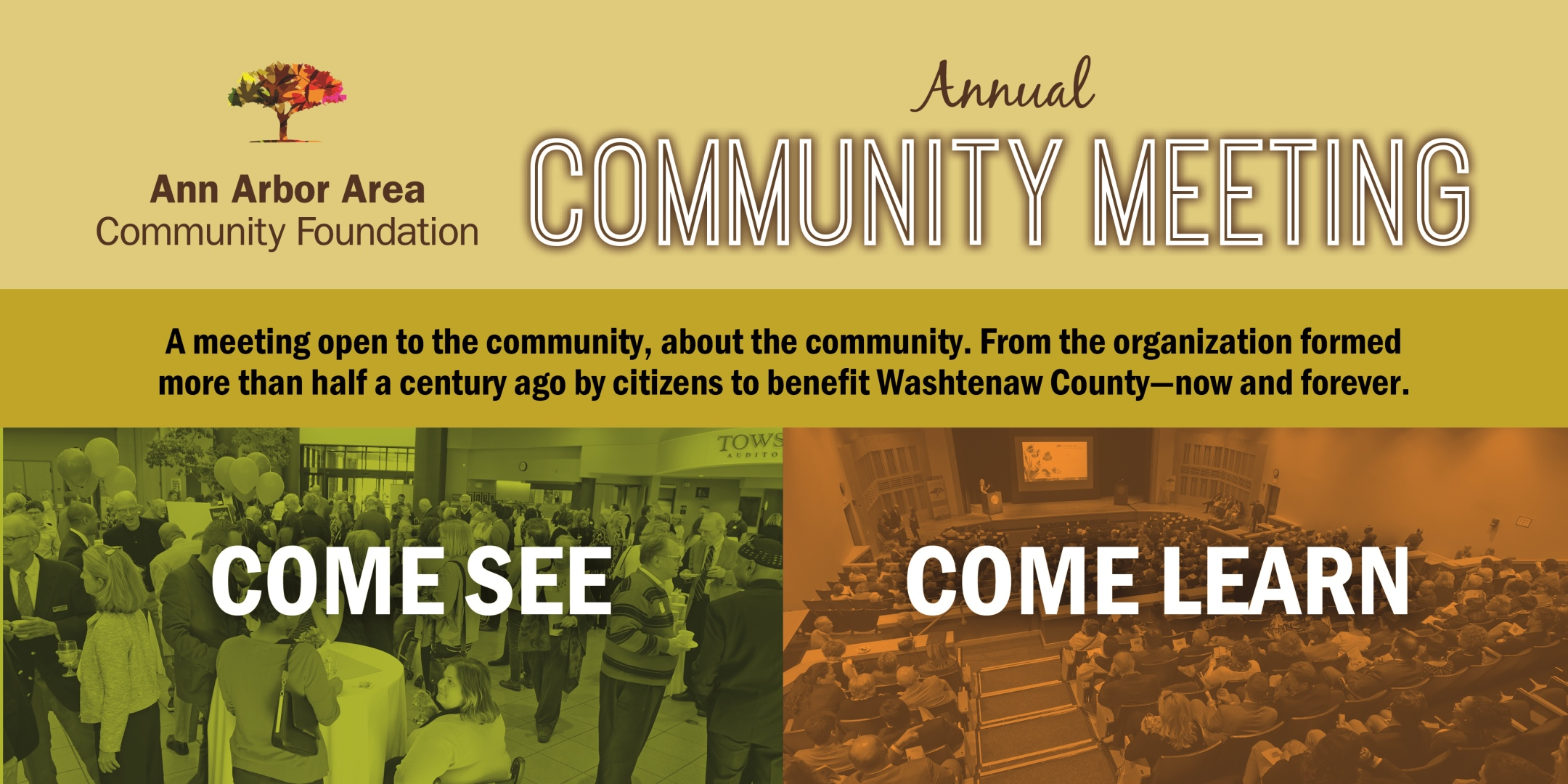 RSVP for AAACF's 2018 Annual Community Meeting